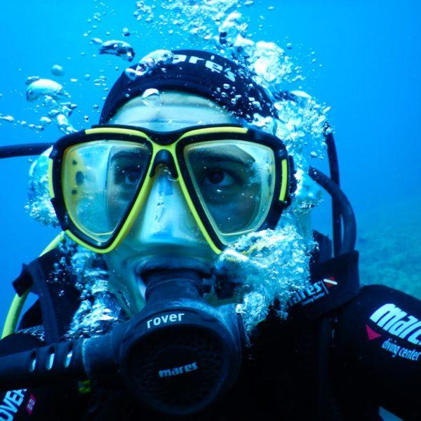 Certified diver Hippocampus Diving Center Istria