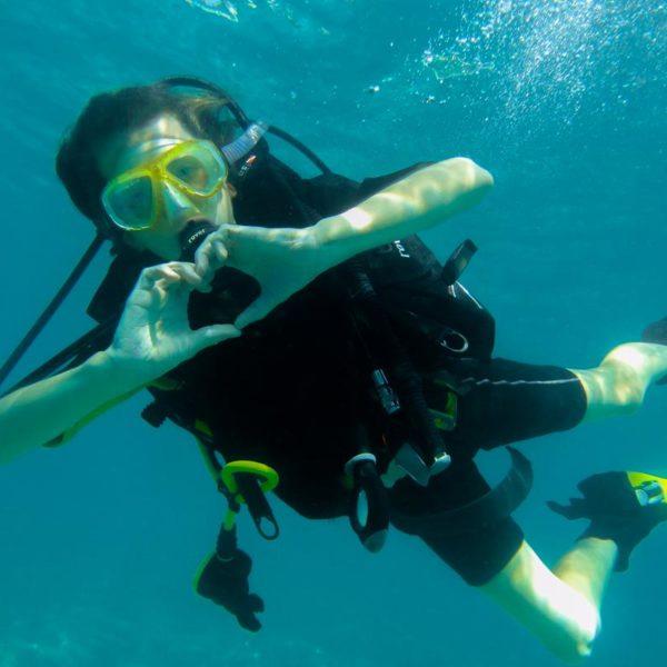 Možeš naučiti roniti bez obzira koliko imaš godina Hippocampus Ronilački Centar Istra