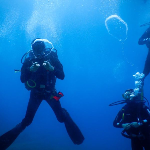 Diving courses Hippocampus Centro Subacqueo Istria