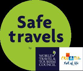 logo Safe stay in Croatia